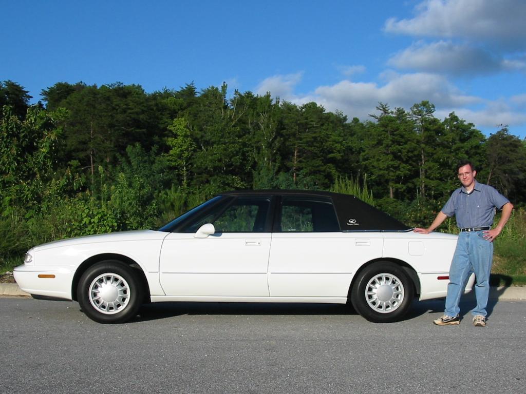 1996 OLDSMOBILE 88 LS Sedan 4 Door  Export Cars From USA